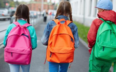 Què no pot faltar al seu kit de tornada a l'escola?
